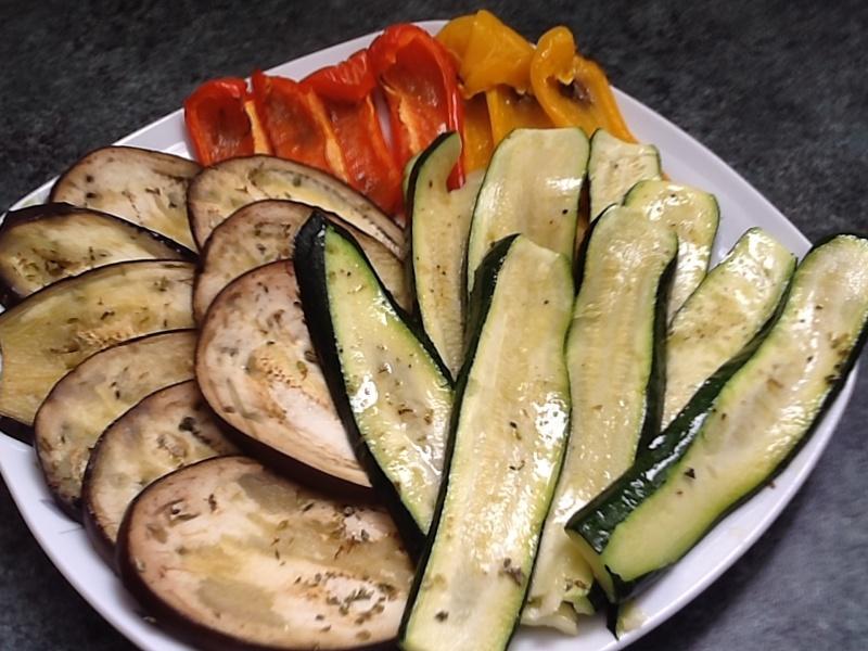 Contorni con verdure di stagione
